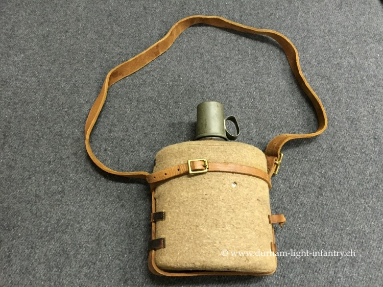 The British Army Medical Waterbottle