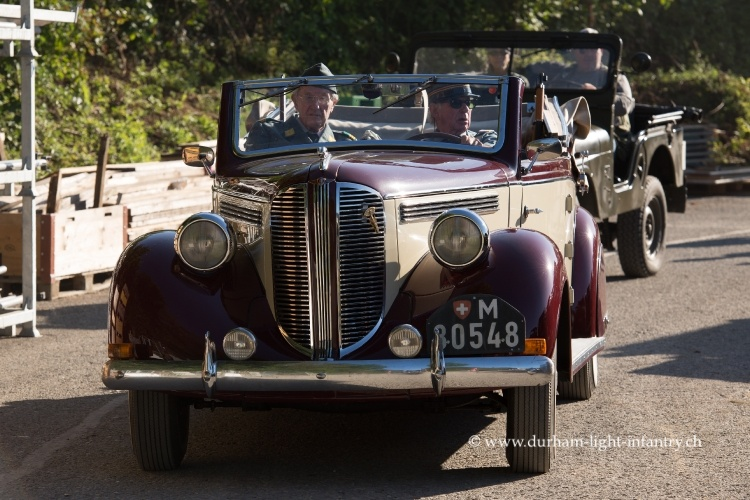 Convoy to Remember Oldtimer