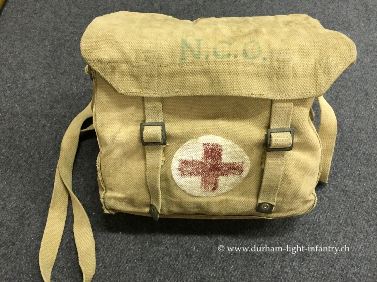 1942 Pattern Airborne Surgical Haversack